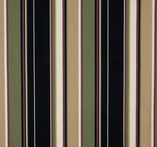 Cove Stripe Noir Clinton Casual Patio And Fireplace