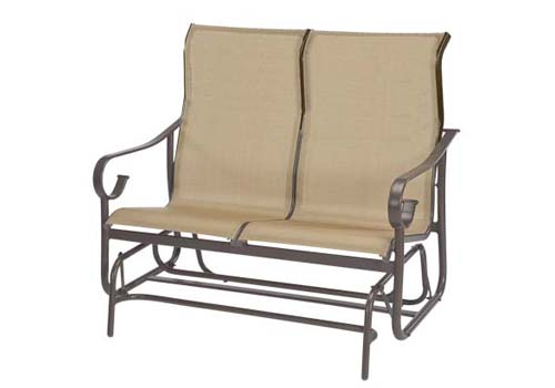 High Back Loveseat Glider High Back Loveseat31