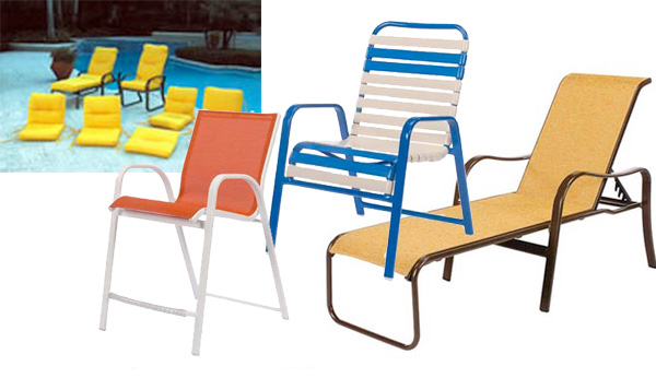 Buy All Weather Outdoor Furniture Fabric from Clinton Casuals, Port Charlotte FL